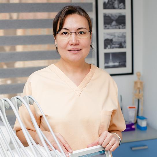 Dr. Aila Ciorabai